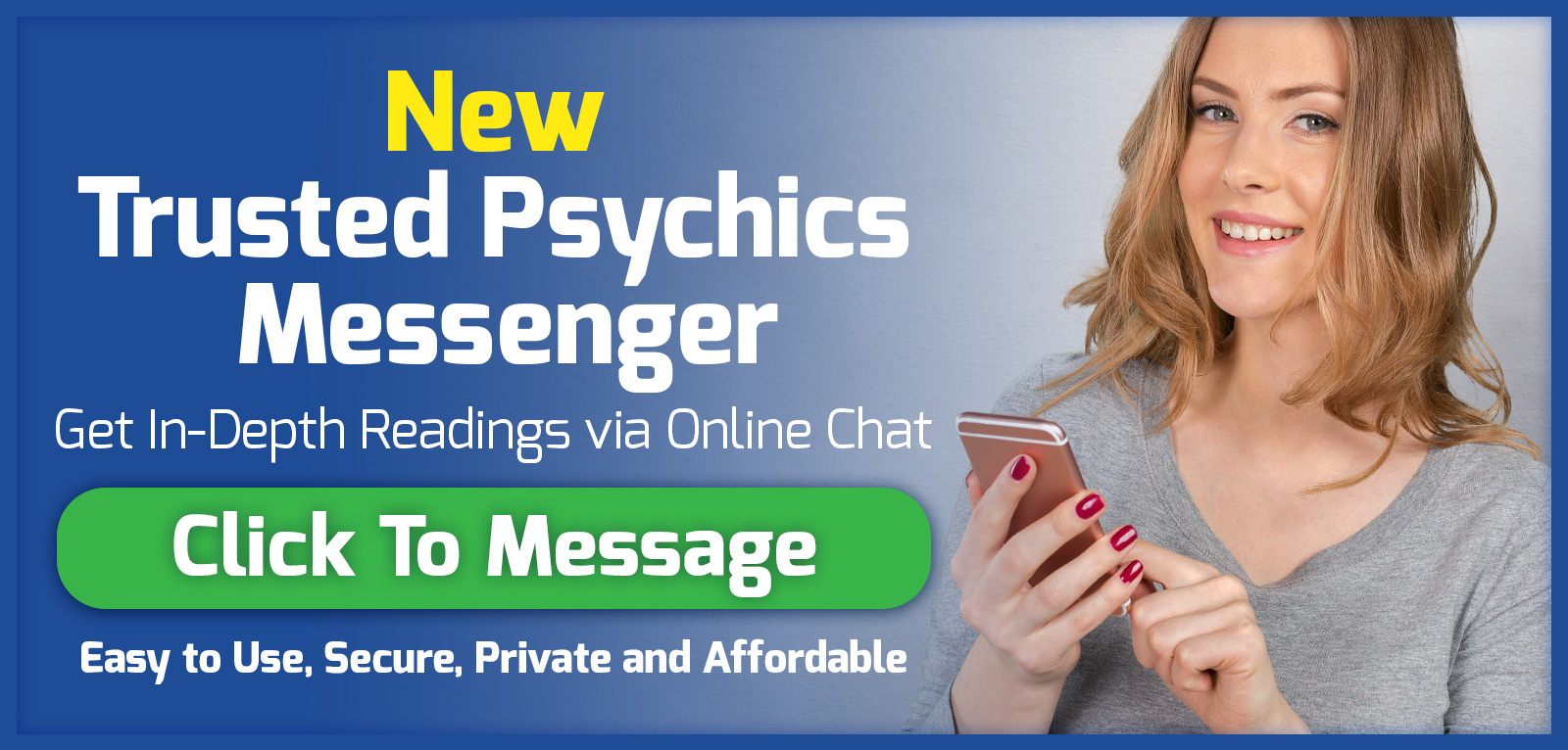 New Psychic Messenger Service